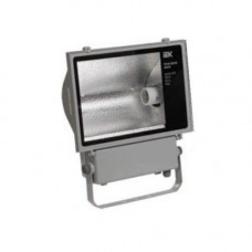 Прожектор ГО 03-400-01 400Вт IP65 серый симметричный   LPHO03-400-01-K03   IEK