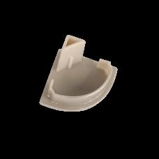 Торцевая крышка для углового профиля глухая | V4-R0-70.0001.KIT-0223 | VARTON