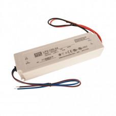 Драйвер для светодиодной ленты 100Вт 24В IP67 | LPV-100-24 | VARTON