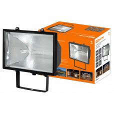 Прожектор ИО 1500 1500Вт IP54 черный | SQ0301-0008 | TDM