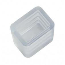 Заглушка торцевая для светодиодной ленты LED MVS 3528 10 штук в упаковке   1002679   Jazzway