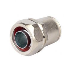 Муфта металлорукав DN 35-жесткая труба д.32мм, IP66/IP67, никелированная латунь | 6117-3235 | DKC