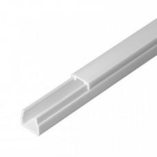 Кабель-канал белый в п/э 12х12 (242м/уп) | PR03.0009 | Промрукав
