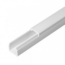 Кабель-канал белый в п/э 16х16 (120м/уп) | 0516161 | Промрукав