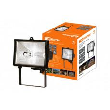 Прожектор ИО 150 150Вт IP54 черный   SQ0301-0002   TDM
