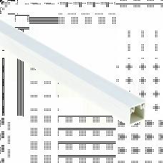 Канал кабельный (12х12) (120м.) Plast EKF PROxima | kk-12-12 | EKF