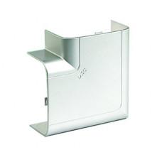 Угол плоский 90х50 мм изменяемый цвет серый металлик | 09503G | DKC