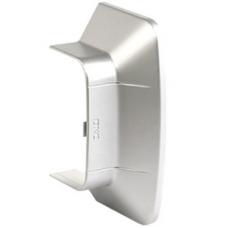 Ввод в стену 110х50 мм, цвет серый металлик | 01007G | DKC