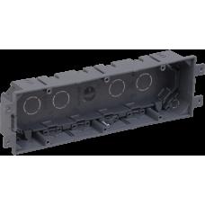 Коробка приборная ONFLOOR|KNP-80-16-PA-7012 | IEK