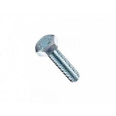 Болт DIN933 с шестигранной головкой оцинкованный М10х30 (10шт) - пакет | 102976 | Tech-KREP