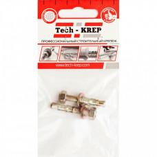 Анкер клиновой 6х40 (2шт) - пакет | 104666 | Tech-KREP