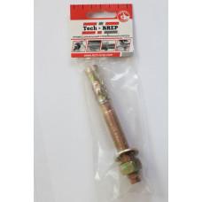 Анкер клиновой 10х65 (1шт) - пакет | 104669 | Tech-KREP