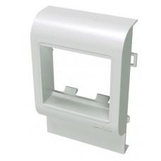 PDA-BN 120 Рамка-суппорт под 2 модуля BRAVA | 10463 | DKC