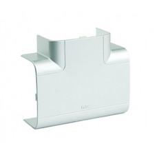 Тройник 110х50 мм цвет серый металлик | 01006G | DKC