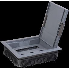 Лючок ONFLOOR 16 модулей | KNL-80-16-7012 | IEK