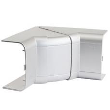 Угол внутренний 90х50 мм изменяемый (70-120 град.) цвет серый металлик | 09551G | DKC