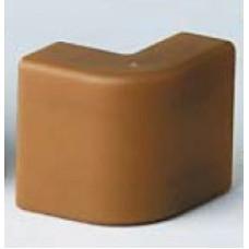 AEM 25х17 Угол внешний. коричневый (розница) | 00404RB | DKC