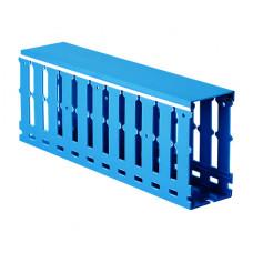 Короб перфорированный, синий RL12 80x60 | 00239RL | DKC