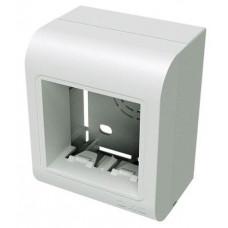 PDB Коробка монтажная под 2 модуля BRAVA | 10034 | DKC