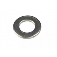 Шайба DIN125а плоская оцинкованная М5 (50шт) - пакет | 103043 | Tech-KREP