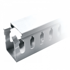 Канал кабельный перфорированный (ВхШ: 100х100мм.) EKF PROxima | kk100-100 | EKF
