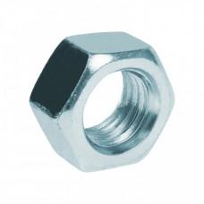 Гайка DIN934 шестигранная оцинкованная М12 (10шт) - пакет   103028   Tech-KREP