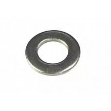 Шайба DIN125а плоская оцинкованная М10 (15шт) - пакет | 103046 | Tech-KREP