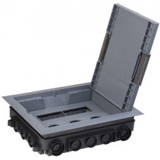 Лючок ONFLOOR 12 модулей | KNL-57-12-7012 | IEK