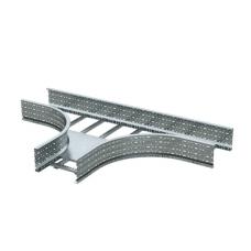 Ответвитель Т-образный лестничный 150х300, цинк-ламельный   ULT653ZL   DKC