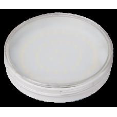 Лампа светодиодная LED 11Вт GX70 220В 5000К PLED-GX70 таблетка (плоский цилиндр) | 1027672A | Jazzway