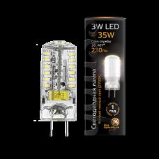 Лампа светодиодная LED 3Вт GY6.35 AC150-265В 2700К | 107719103 | Gauss