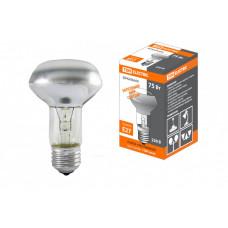 Лампа накаливания зеркальная 75Вт Е27 230В R63   SQ0332-0031   TDM