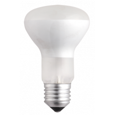 Лампа накаливания зеркальная 60Вт Е27 220В R63 frost   3321444   Jazzway