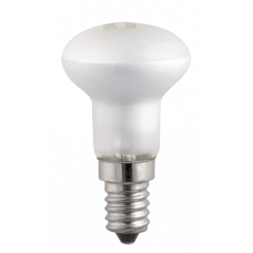 Лампа накаливания зеркальная 30Вт E14 220В R39 frost   3321390   Jazzway