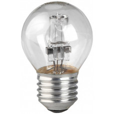 Лампа галогенная 42Вт 220В Е27 Hal-P45 | C0038553 | ЭРА