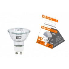 Лампа галогенная 50Вт 230В GU10 MR16 (JCDRC) | SQ0341-0011 | TDM