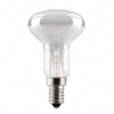 Лампа накаливания зеркальная 60Вт Е14 R50   91327   GE