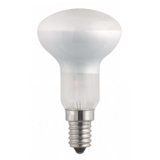 Лампа накаливания зеркальная 40Вт E14 220В R50 frost   3321413   Jazzway