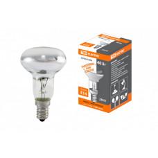 Лампа накаливания зеркальная 40Вт E14 230В R50   SQ0332-0027   TDM