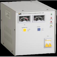 Стабилизатор напряжения СНИ1-3 кВА однофазный восстановленный | IVS10-1-03000R | IEK