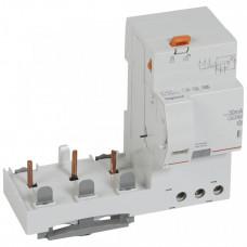 Дифференциальный блок DX3 - тип Hpi - 30 мА - 3П - 400 В~ - 63 А - 3 модуля   410605   Legrand