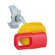 Рукоятка выносная красно-желтая для TX3 и DX3 2,3,4, мод.   406320   Legrand