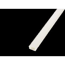 Кабельный канал 20х12,5х2000мм (белый) | 020001S | SPL