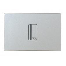 ABB Zenit Шампань Выключатель карточный (2мод) | N2214.1 CV | ABB