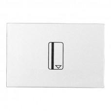 ABB Zenit Альп. белый Выключатель карточный с задержкой отключения (5-90 сек.) (2 мод)   N2214.5 BL   ABB