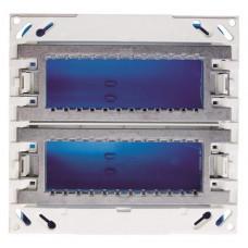 Бокс поста централизации скрытого монтажа на 12 модулей (2 ряда) | T1092.1 | ABB
