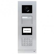 Станция вызова домофона, размер 1/4, встроенный считыватель IC (13,56 МГц) | M21352K-A | ABB