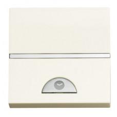 ABB Zenit Альп. белый Электронный выключатель на МОПТ с таймером 10 сек-10 мин.,40-500 Вт, (2 мод)   N2262.1 BL   ABB