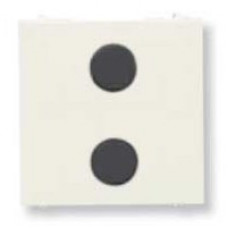 SR-2-N2BL Центральная плата 2-кнопочная free@home, Zenit, белый | SR-2-N2BL | ABB