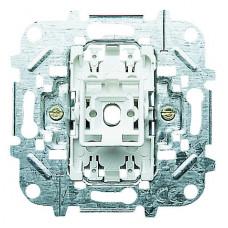 Механизм 1-клавишного выключателя, 2-полюсного, 16А/250 В | 8101.1 | ABB